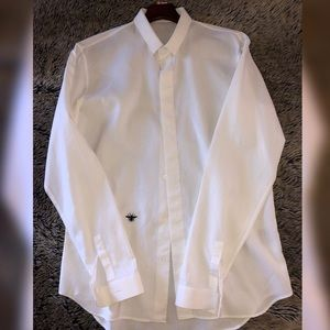Dior Men's button dress shirt